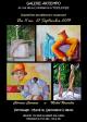 Clémence CARUANA Exposition à Artiempo du 11 au 21 Septembre 2014